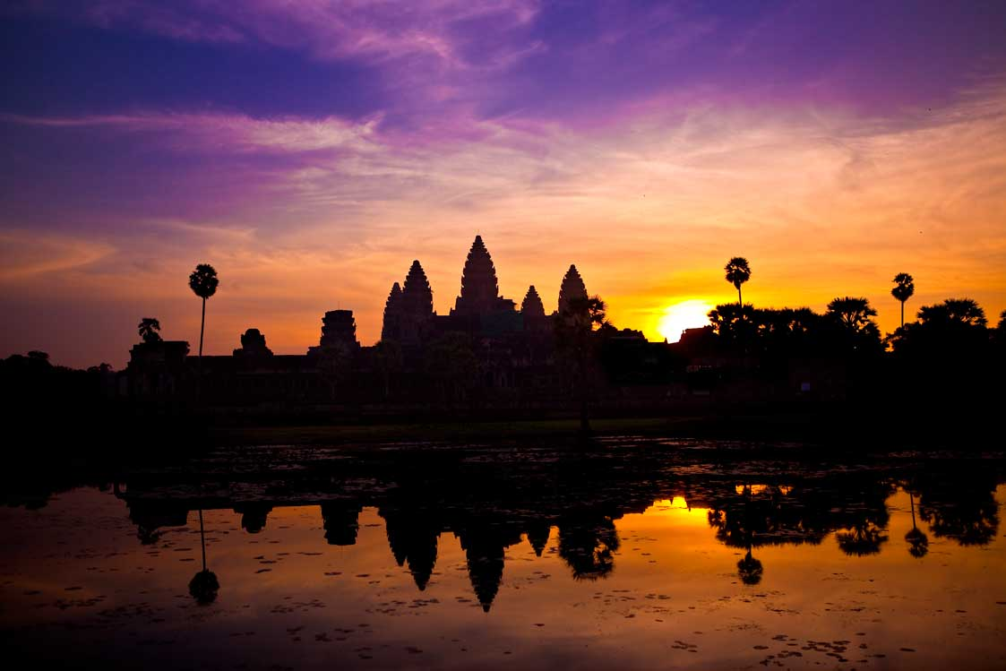 Fifth Manor Angkor Wat Sunrise 01